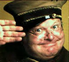 """Benny Hill (1924 - 1992) British comedian, star of the """"The Benny Hill Show"""", famous for its low-brow humor"""