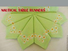 nautical table runners