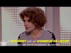 """Fanny Ardant aux journalistes : """"Vous êtes les laquais de l'Amérique"""" !!"""