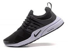 best website 19c1e 11a23 Nike Air Presto Low Black White 844672 300 Mens Womens Running Shoes Presto  Sneakers, Nike