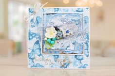 The Peach Sorbet collection brings a new concept, building on the incredibly popular torn edge collections.   For more information visit: www.tatteredlace.co.uk Peach Sorbet, Tattered Lace Cards, Decorative Boxes, Shabby, Gift Wrapping, Concept, Crafts, Craft Ideas, Collections