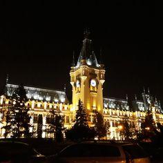 Iasi Palace of Culture San Francisco Ferry, Romania, Big Ben, Castles, Palace, Culture, Mansions, Random, Building