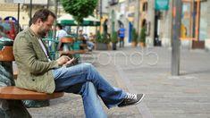 Image result for man sitting ipad
