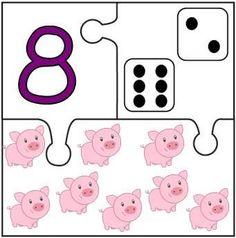 8 - Here's a List of Education Companies Offering Free Subscriptions to . Numbers Preschool, Preschool Curriculum, Math Numbers, Math Classroom, Kindergarten Math, Preschool Activities, Math Games, Learning Activities, Kids Learning