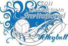 volleyball school logo - Google Search