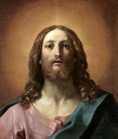 Guido Reni: Salvator Mundi.