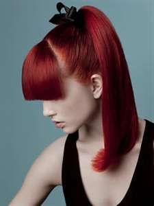 Image detail for -Ruby Red Hair Color Gallery High Ponytail Hairstyles, Prom Hairstyles For Long Hair, Straight Hairstyles, Cool Hairstyles, 2014 Hairstyles, Hairstyle Ideas, Hair Ponytail, Beautiful Hairstyles, Ruby Red Hair Color