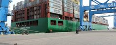 Iran detains U.S. cargo ship in Gulf. (Via dpa.gov.eg)