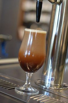 Nitro, Our New Favorite Iced Coffee, Is Served on Tap and Tastes Like Beer. Meet the bubbly ice coffee served on draught that's taking the coffee world by storm.