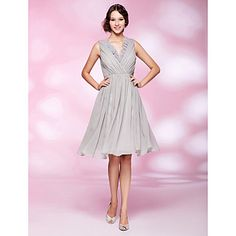 TS+Couture®+Cocktail+Party+/+Homecoming+Dress+-+Short+Apple+/+Hourglass+/+Inverted+Triangle+/+Pear+/+Rectangle+/+Plus+Size+/+Petite+/+MissesA-line++–+USD+$+69.99