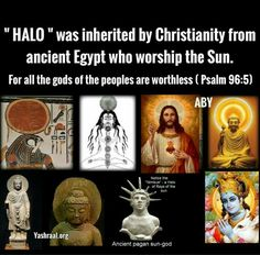 Christianity = Hotchpotch of other 'faiths'