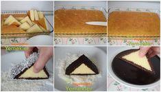 sandviç kek tarifi