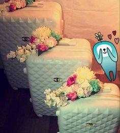 bagagerie de mariée <3