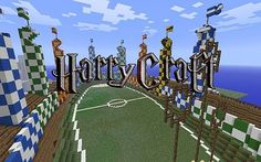 HarryCraft - Harry Potter Comes to Minecraft! Minecraft Mod