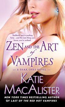 Review Zen and the art of vampires Katie McCallister