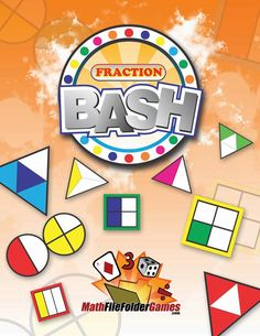 Fraction Bash: Identify and Learn About Simple Fractions for $3.00