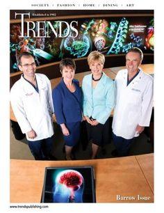 Trends magazine November/December 2012 www.trendspublishing.com