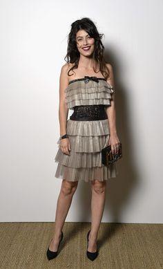 Alessandra Mastronardi in Chanel