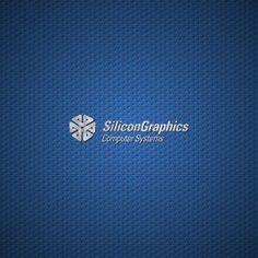 Silicon Graphics (SGI) Logo Blue HD Wallpaper