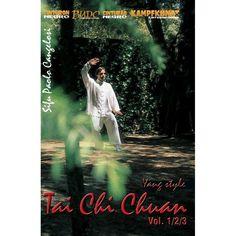 DVD Tai Chi Chuan style Yang - Budo International