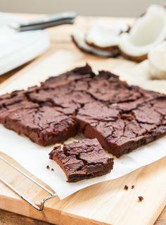 Red Velvet Protein Brownies