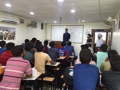 This is where we at #NewCareersAcademy stands out as we have a dedicated team to take out the best from our candidates and we would like to make sure that each of our candidates get through . We emphasis on study hours during the night, a separate study hall has been provided for that purpose itself so that candidates for written examinations can study during 21.00-24.00hrs and that also under the supervision of one of the staff members .. read more here http://www.ncaacademy.com