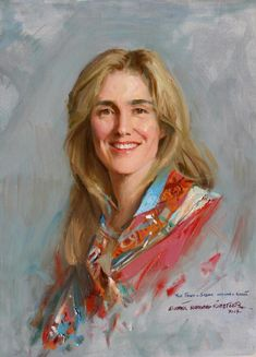 Traditional Vs. Contemporary « Portrait Artist from Westchester, NY – Anne Bobroff-Hajal