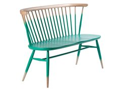 Ercol Love Seat (dip-dyed)