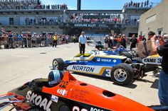 RACER Magazine and RACER.com expand coverage of vintage racing and associated lifestyle events.