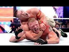 WWE John Cena vs Brock Lesnar wwe extreme rules Match 2011 HD