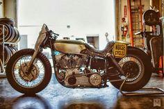 #Custom #harleydavidson #panhead   #motorcycle #LetsGetWordy