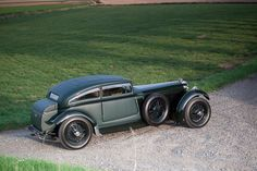 Bentley Speed Six 39 Blue Train Special