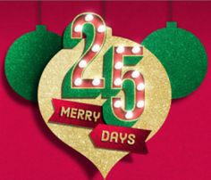FREE Products with the Kroger 25 Merry Days – Starts on 11/24 on http://hunt4freebies.com