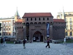 The+Barbican+of+Krakow