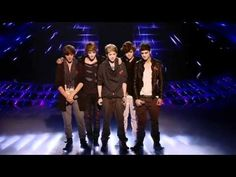 One Direction sing Total Eclipse of the Heart - The X Factor Live show 4 (Full Version) - YouTube