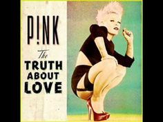 Pink - Just give me a reason (feat. nate ruess) (Truth about love) 2012.  This song is really great!