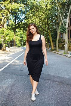 Ahead Of The Curve Miss Vogue 2014 Ashley Graham Interview (Vogue.co.uk)
