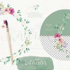 Spring Wreath Watercolor Flowers Bridal Shower Wreath by Angelica Venegas #wedding #weddingclipart #bridal #bridalclipart #springflower #watercolorwreath #summerclipart #springclipart #whimsical #watercolorclipart #stationery #clipart #floralclipart #printablewreath Watercolor Paper Texture, Wreath Watercolor, Watercolor Flowers, Bridal Shower Wreaths, Bridal Shower Flowers, Wreath Drawing, Flower Invitation, Freelance Graphic Design, Print Templates
