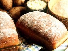 Bread Recipes, Baking Recipes, Cake Recipes, Bread Bun, Our Daily Bread, Pretzel Bites, Bread Baking, Hot Dog Buns, Food And Drink