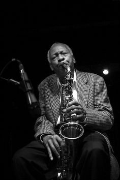 Frank Morgan by TheJazzmanb, via Flickr