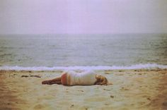 Sun, wind, and sea air. silence. waves. Alone. Karen