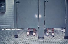 alexander wang spring summer 2014 campaign - anna ewers by steven klein 5