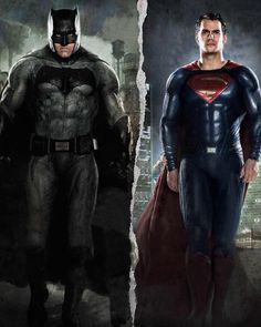 """The upcoming issue of Empire Magazine offers us a cover featuring Ben Affleck's Batman and Henry Cavill's Superman from Batman v Superman: Dawn of Justice. Talking about the Caped Crusader, Affleck said, """"There is just this gravitas to Batman. He is operatic."""" When in comes to the Man of Ste"""