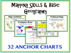 Social Studies Skills Anchor Charts by RedstickTeaching - Teaching Resources - TES