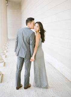 Stylish engagement session: http://www.stylemepretty.com/2014/10/14/from-sonoma-to-san-francisco-a-california-engagement/ | Photography: KT Merry - http://www.ktmerry.com/