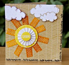 change the sun and use felt clouds from katscrappiness on etsy, it will be cute!
