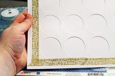 scrapbooking tutorial by Melissa Mann @ shimelle.com