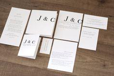Deluxe Printable Wedding Invitation DIY Kit on #Etsy. Playful Typography. http://www.etsy.com/listing/99754924/printable-playful-typography-deluxe