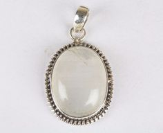Moonstone Jewellery – Moonstone Pendant, 925 Silver Pendant, Bridal Gift – a unique product by Midas-Jewelry on DaWanda