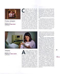 """Revista IUS del Colegio de Abogados de SC de Tenerife, n2 23, noviembre 2013, donde se incluye un artículo de la proyección """"Digital 104 (2010-2012)"""". (2 de 3)"""